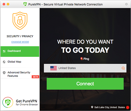 purevpn mac securite