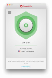 expressvpn mac connecte