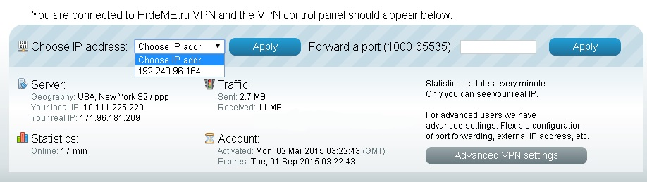 incloak ports 2