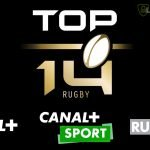 Top 14 en streaming sur canal avec un vpn