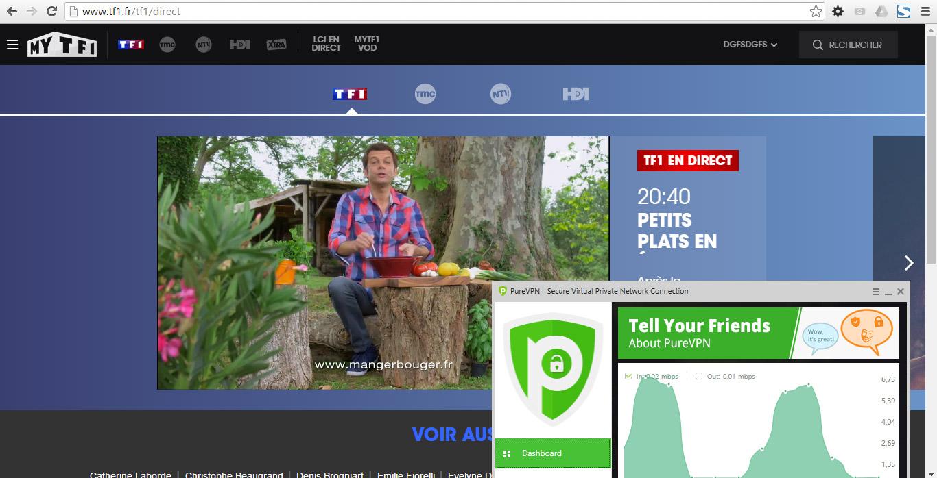 tv francaise etranger
