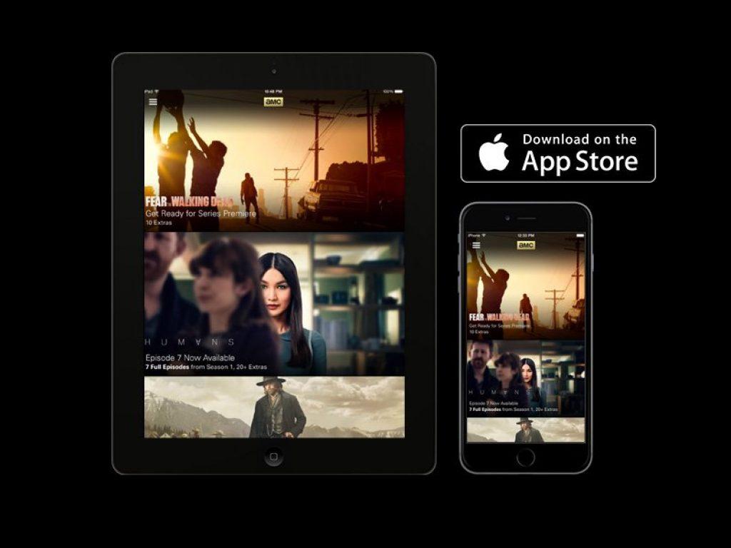 AMC sur iOS