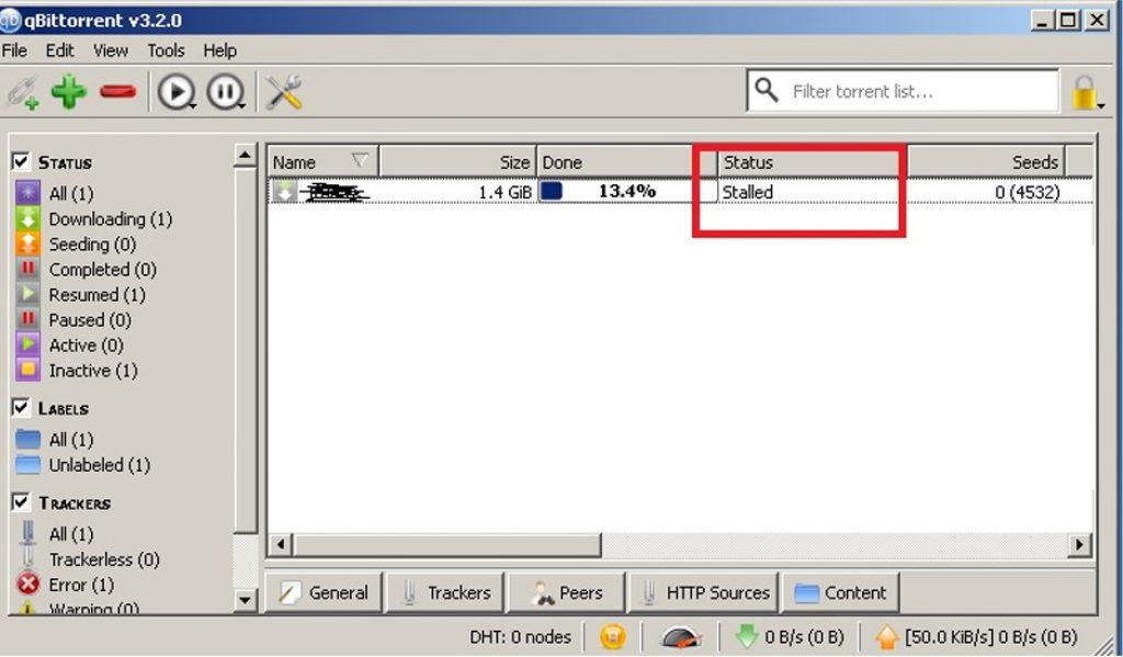 Télécharger anonymement avec un vpn pour torrent et qBittorent : téléchargement bloqué