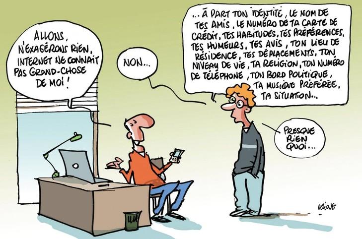 vie privée sur internet aux usa