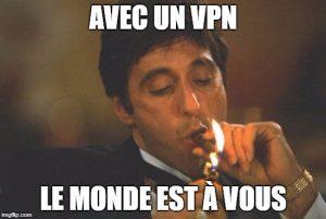 vpn pour site de paris