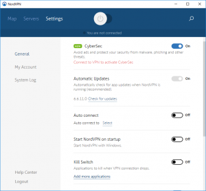kill switch vpn nordvpn
