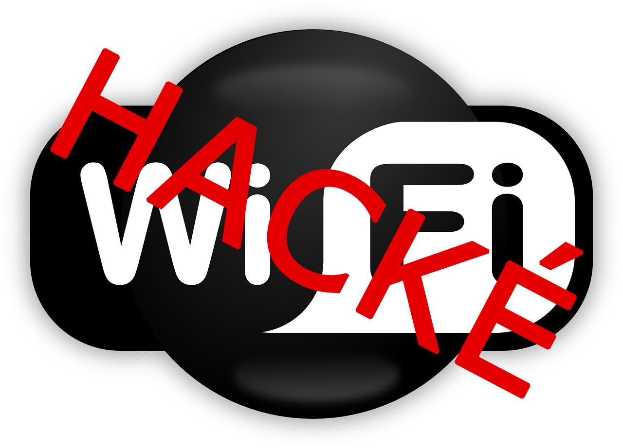 KRACK WiFi hacké