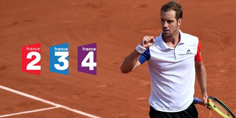 Roland Garros en direct depuis l'etranger