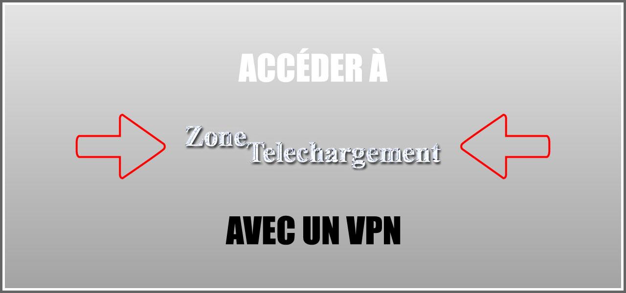 comment accéder à zone telechargement bloqué