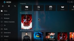 interface kodi
