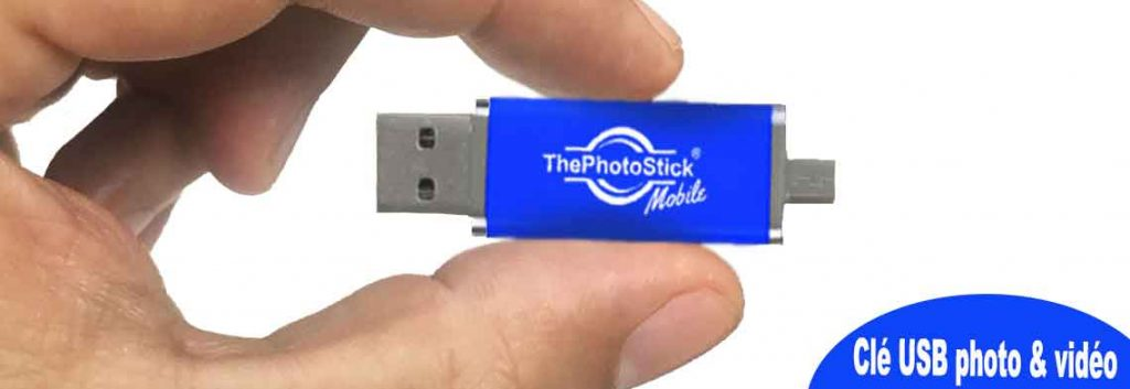 cle usb photostick