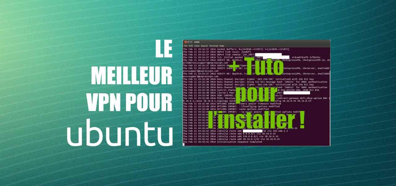 meilleur linux vpn