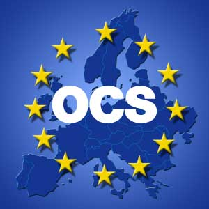 regarder ocs en europe