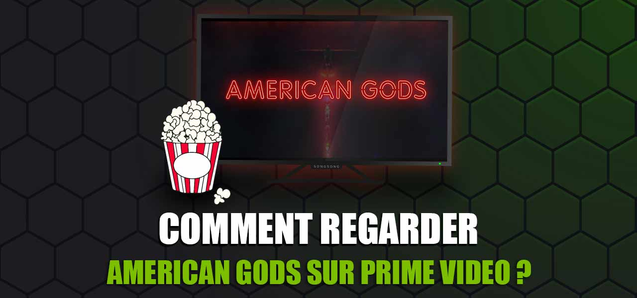 regarder american gods streaming