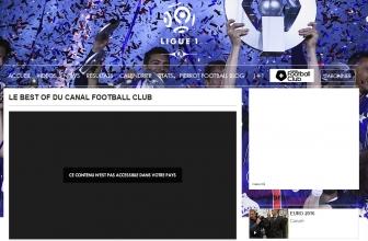 Comment regarder Canal+ à l'étranger avec un VPN