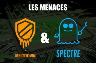 Failles Meltdown et Spectre, la quasi totalité des appareils vulnérables