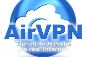 AirVPN   Présentation, test et prix