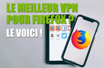 Easy l'extension VPN Firefox qui va bien !