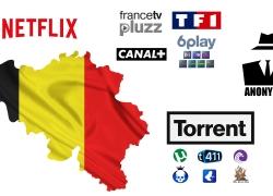 VPN Belgique   Netflix, Torrents, P2P de Belgique