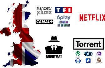Classement des meilleurs VPN UK | Là bas comme à la maison