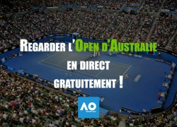 Open d'Australie en direct : Regarder l'Open d'Australie gratuitement !
