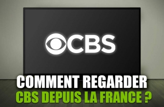Speak english avec CBS streaming direct en France !