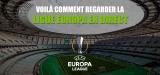 Ligue Europa match en direct à go goal