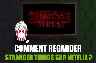 Regarder Stranger Things, le carton de Netflix !