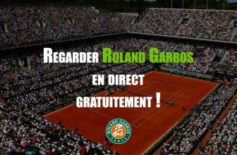 Roland Garros depuis l'étranger : Regarder Roland Garros gratuitement !
